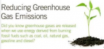 Reduction of greenhouse gas in the construction industry